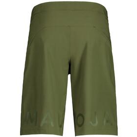 Maloja GallasM. Multisport Shorts Men, Oliva